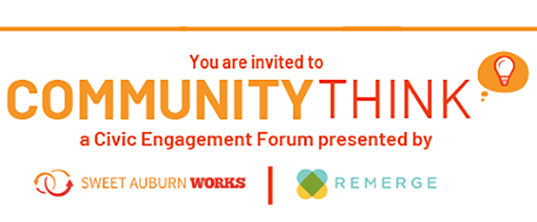 CommunityThink Civic Engagement Forum