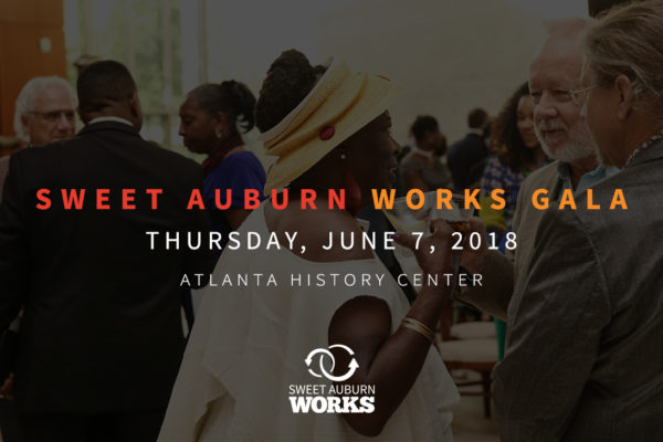Updated: 3rd Annual Sweet Auburn Gala