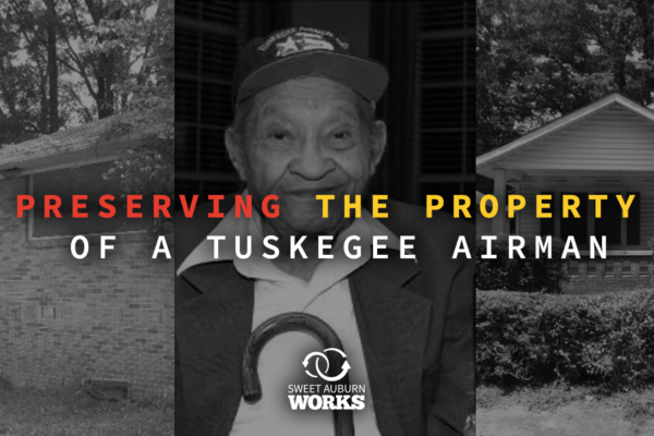 Preserving the Property of a Tuskegee Airman