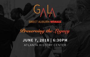 3rd Annual Sweet Auburn Gala @ Atlanta History Center