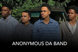 The First Congregational Church-Jazz Ministrypresents Anonymous Da Band