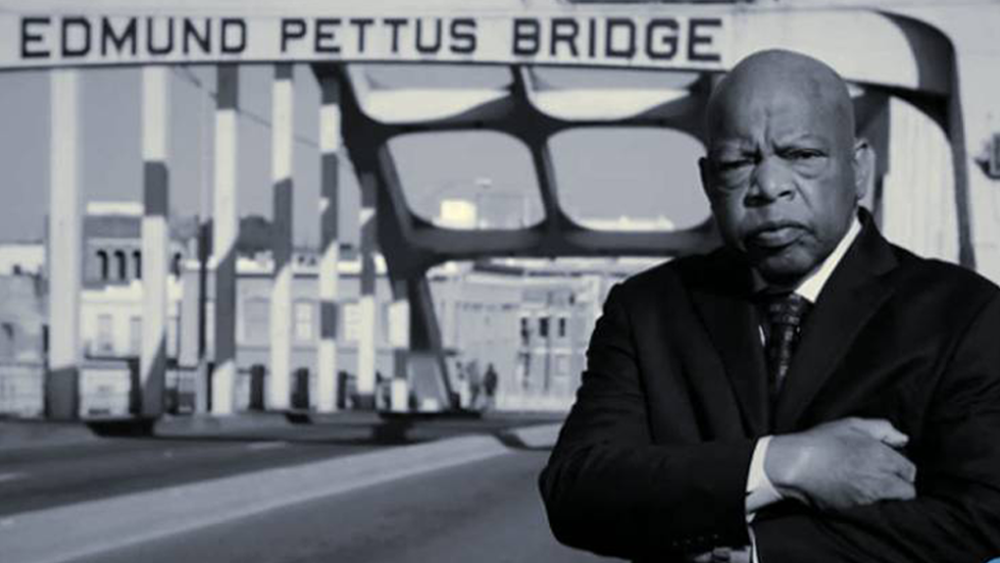 John Lewis-Renaming of Freedom Parkway & Dedicate Freedom Riders Play Space