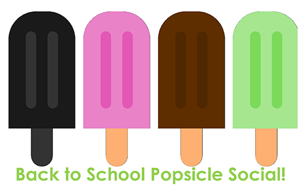 Back to School Popsicle Social