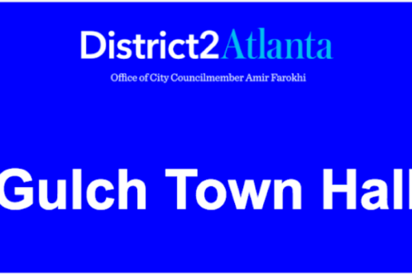 The District 2 Gulch Town Hall Oct. 30