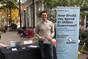 Public Engagement Virtual Forum: SAW & Downtown Decides Investments