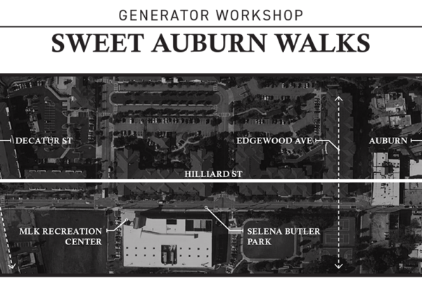 Generator Sweet Auburn Walks banner