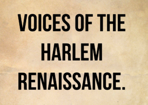 Southern Voices in Harlem @ Auburn Avenue Research Library