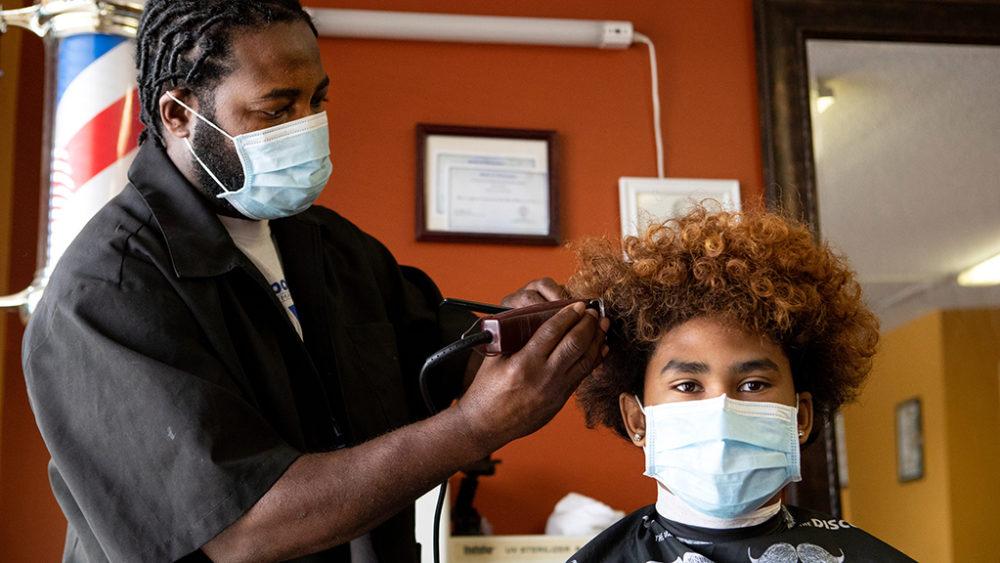 SAW Salon & Barber Program