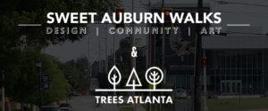 Tree Planting in Sweet Auburn - Volunteers Needed